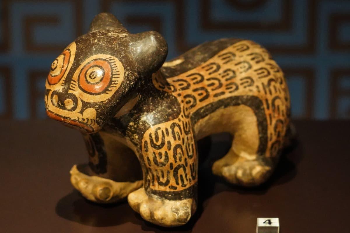 Kansallismuseo, jaguaari