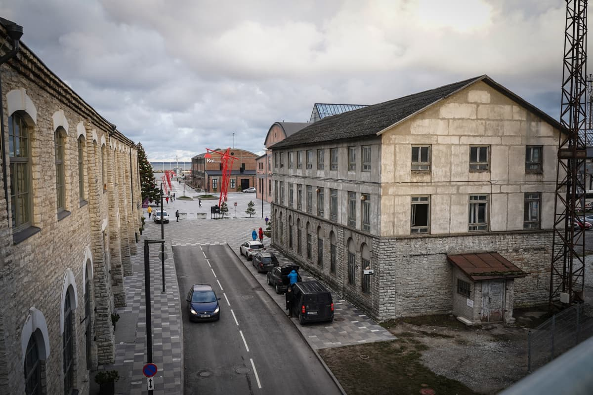Tallinna, Noblessner