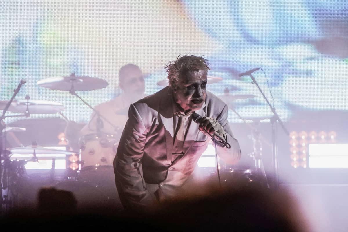 Lindemann, Rammstein, Helsingin Jäähalli