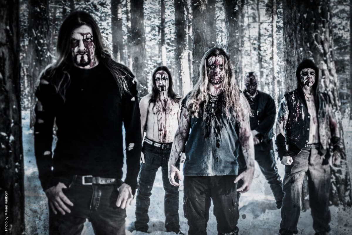 Mooonsorrow, folk metal