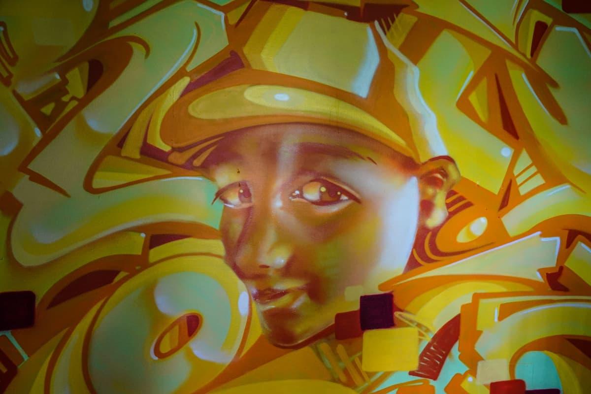 graffiti, purkutaide, Kerava