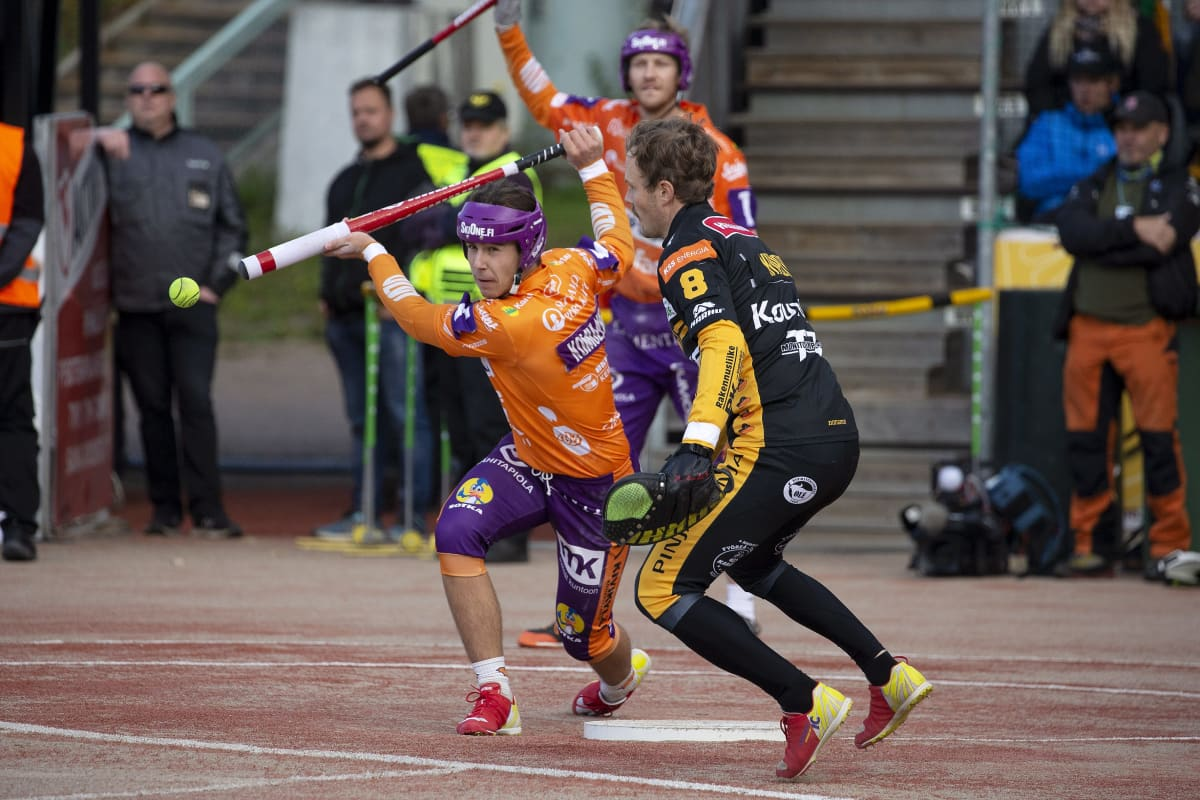 Aapo Komulainen (vas.) ja Janne Kivipelto