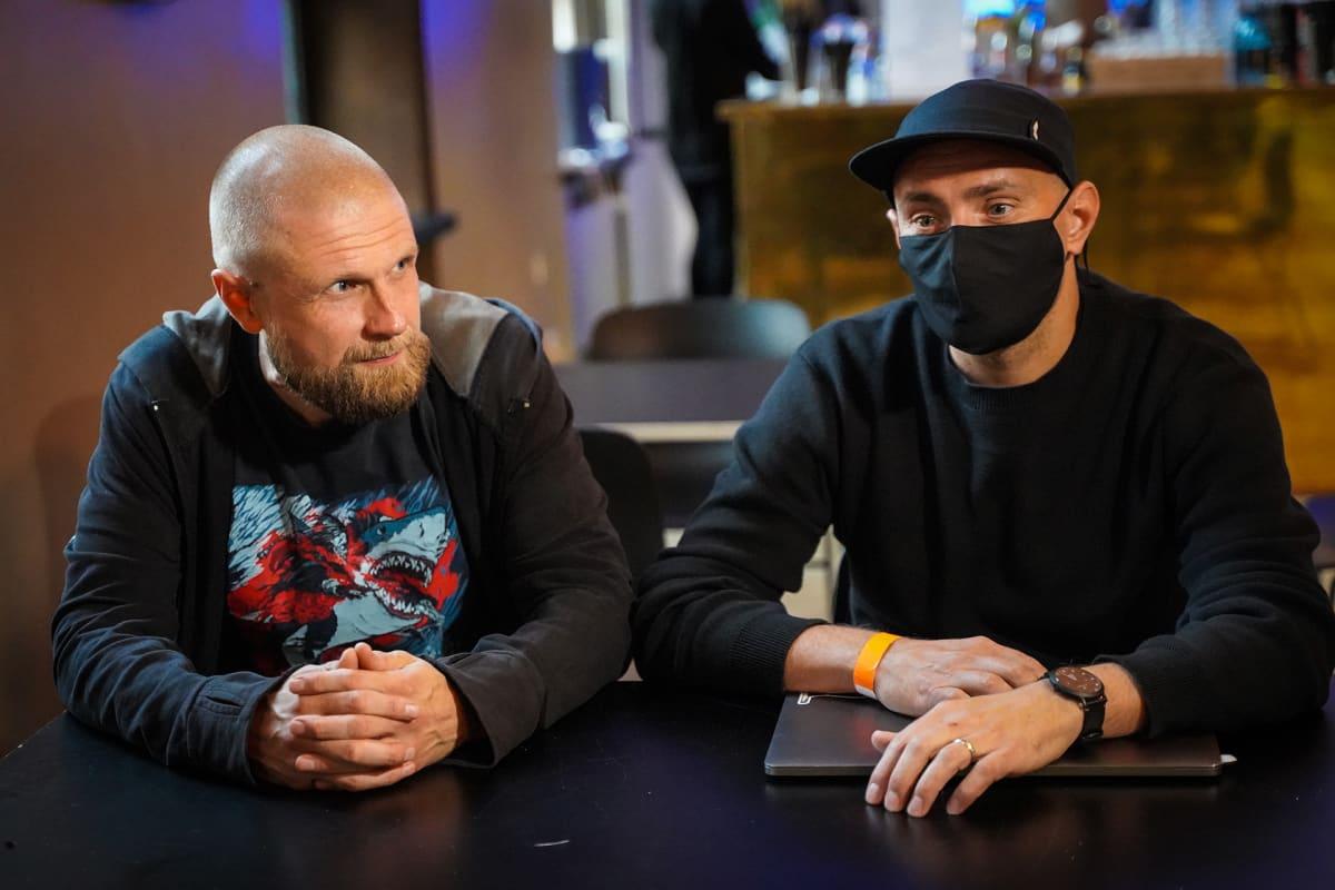XPLOAV, Heikki Ryynänen, Sami Sorvali