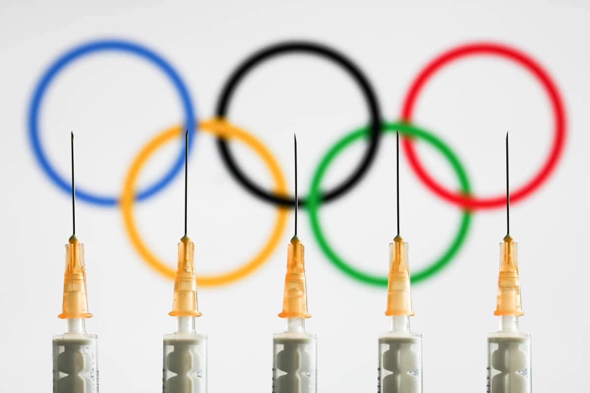 Tokion olympialaiset rokotus