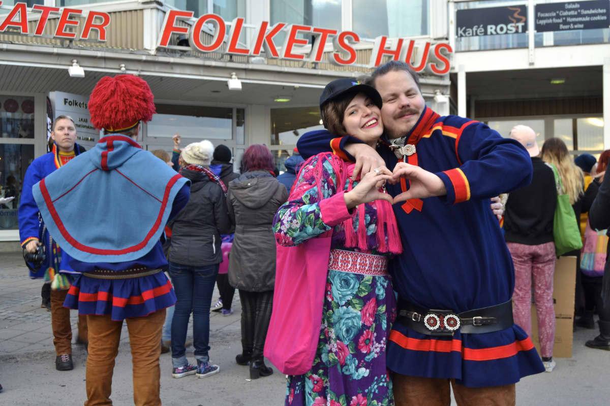 Sápmi Pride 2014, Kiiruna