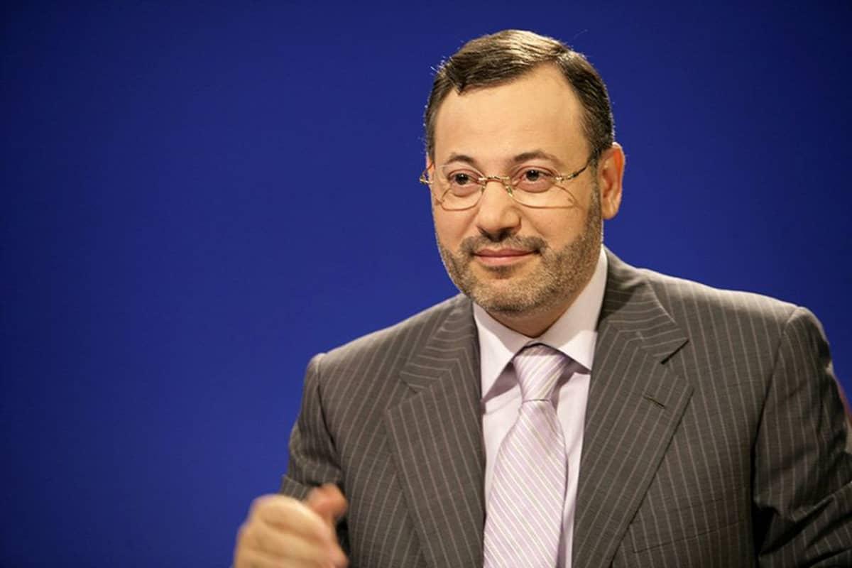 Päiväämätön arkistokuva Ahmed Mansourista.