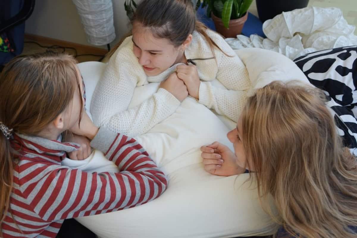 Kolme tyttöä