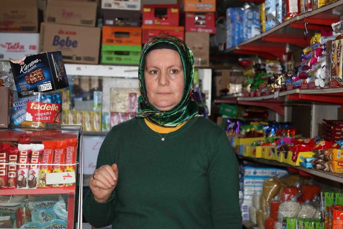 Kaupanpitäjä Semiha Karaoğlu Paçal