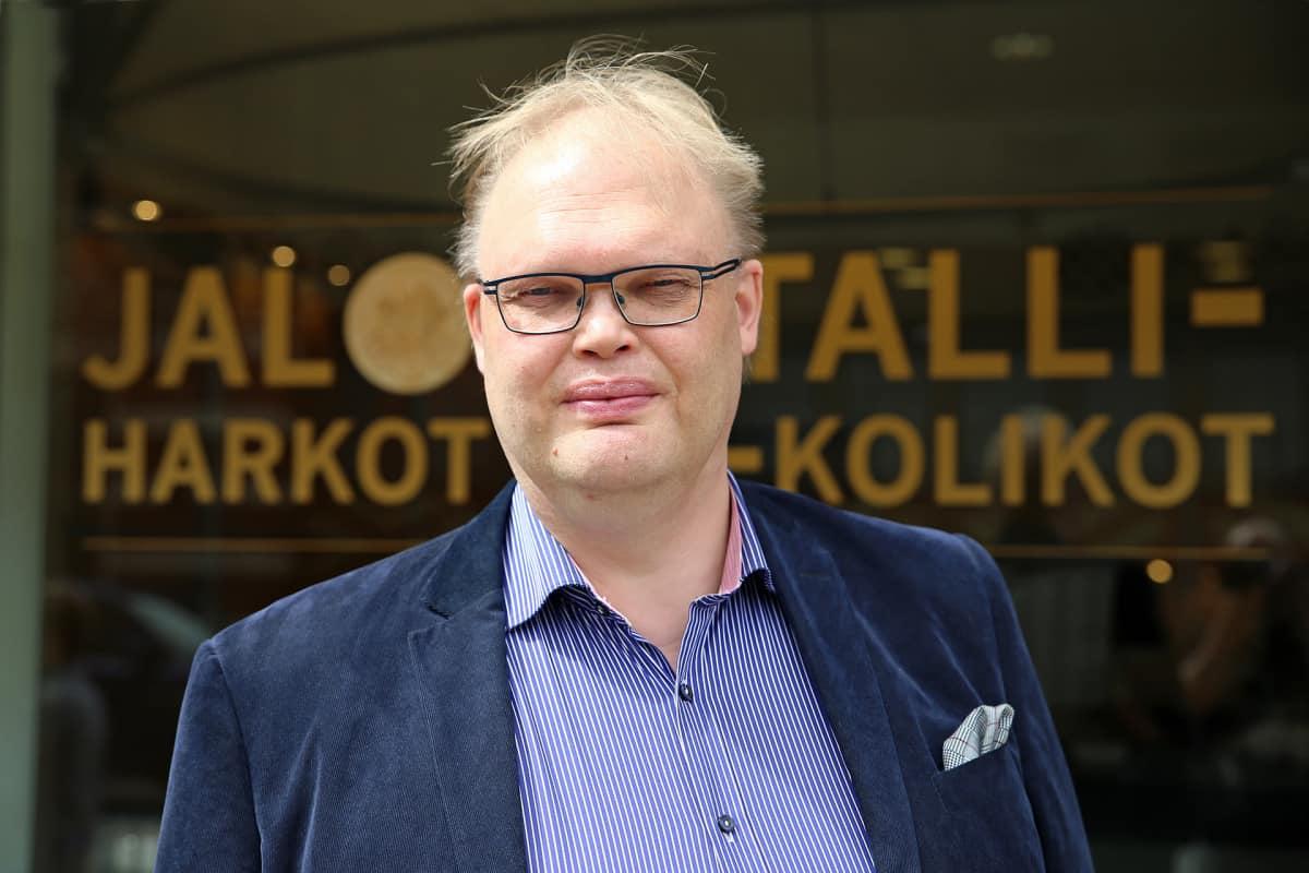 Niklas Sundman