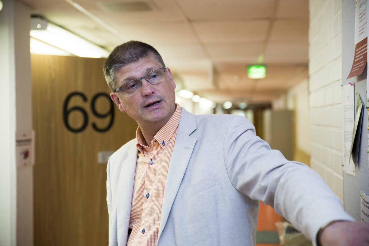 Vantaan terveyspalvelujohtaja Jarmo Kantonen
