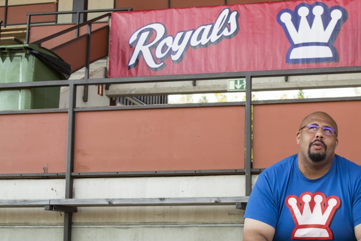 Seppo Ovie Evwaraye on Wasa Royalsin päävalmentaja.
