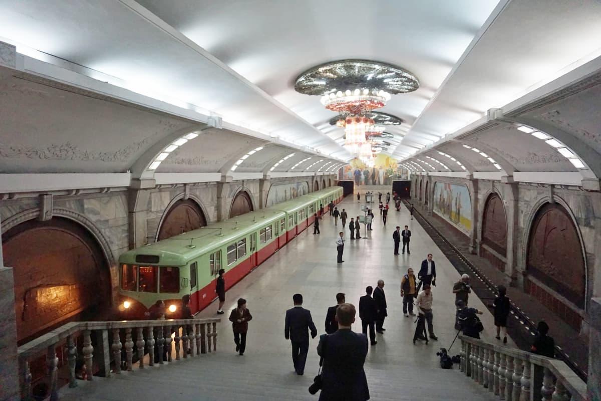Metroasema.