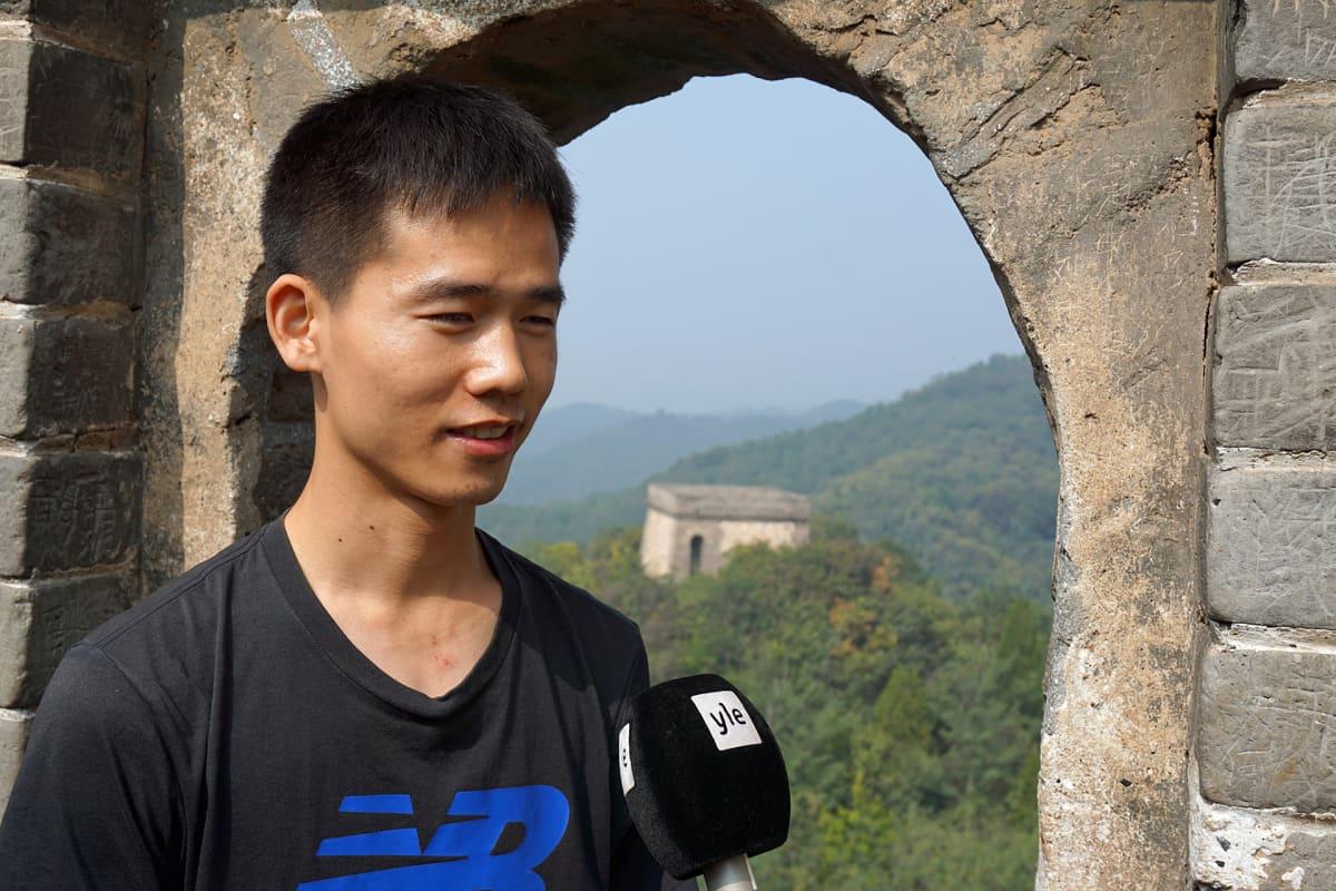 Zhang Cunyang.