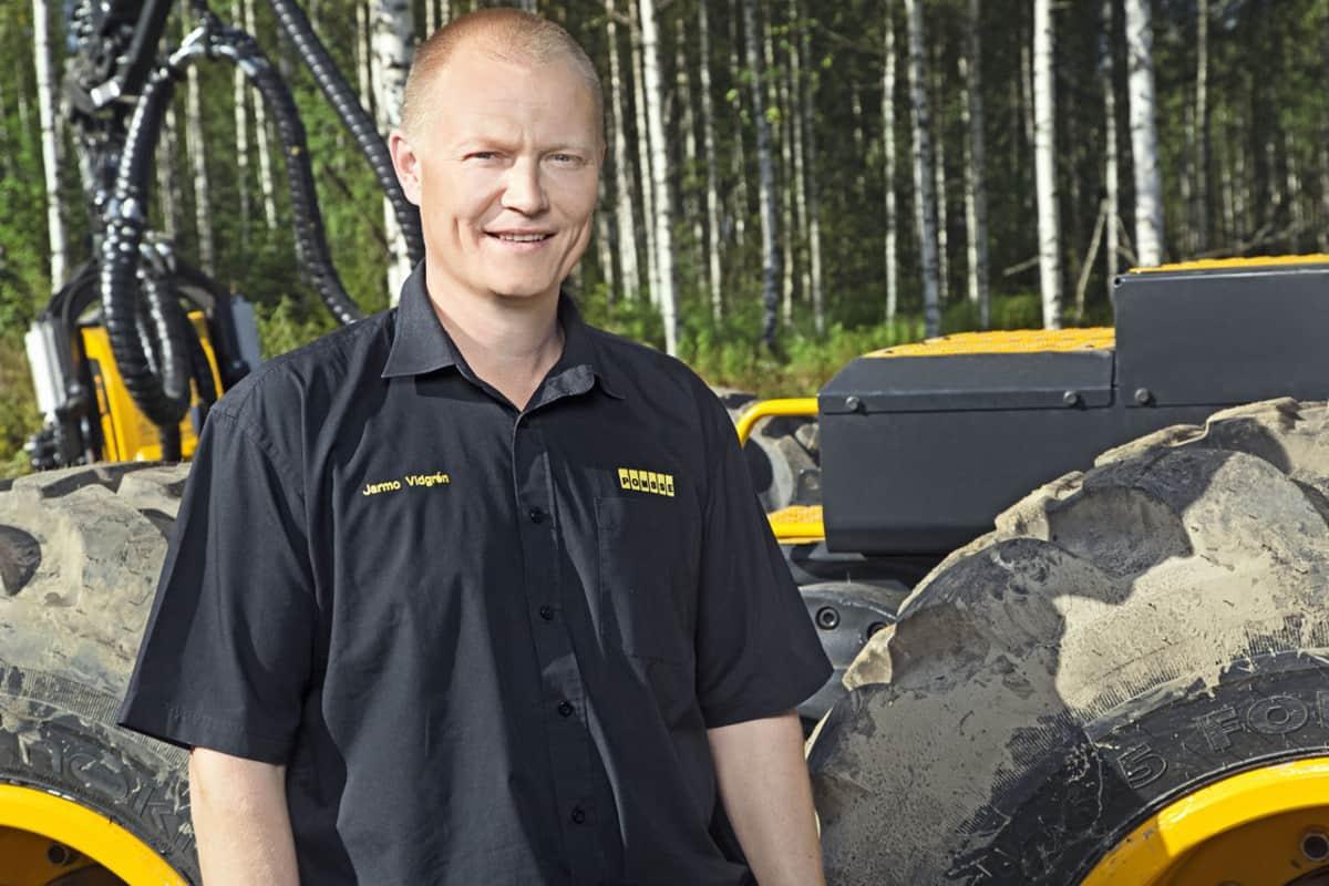 Jarmo Vidgrén.