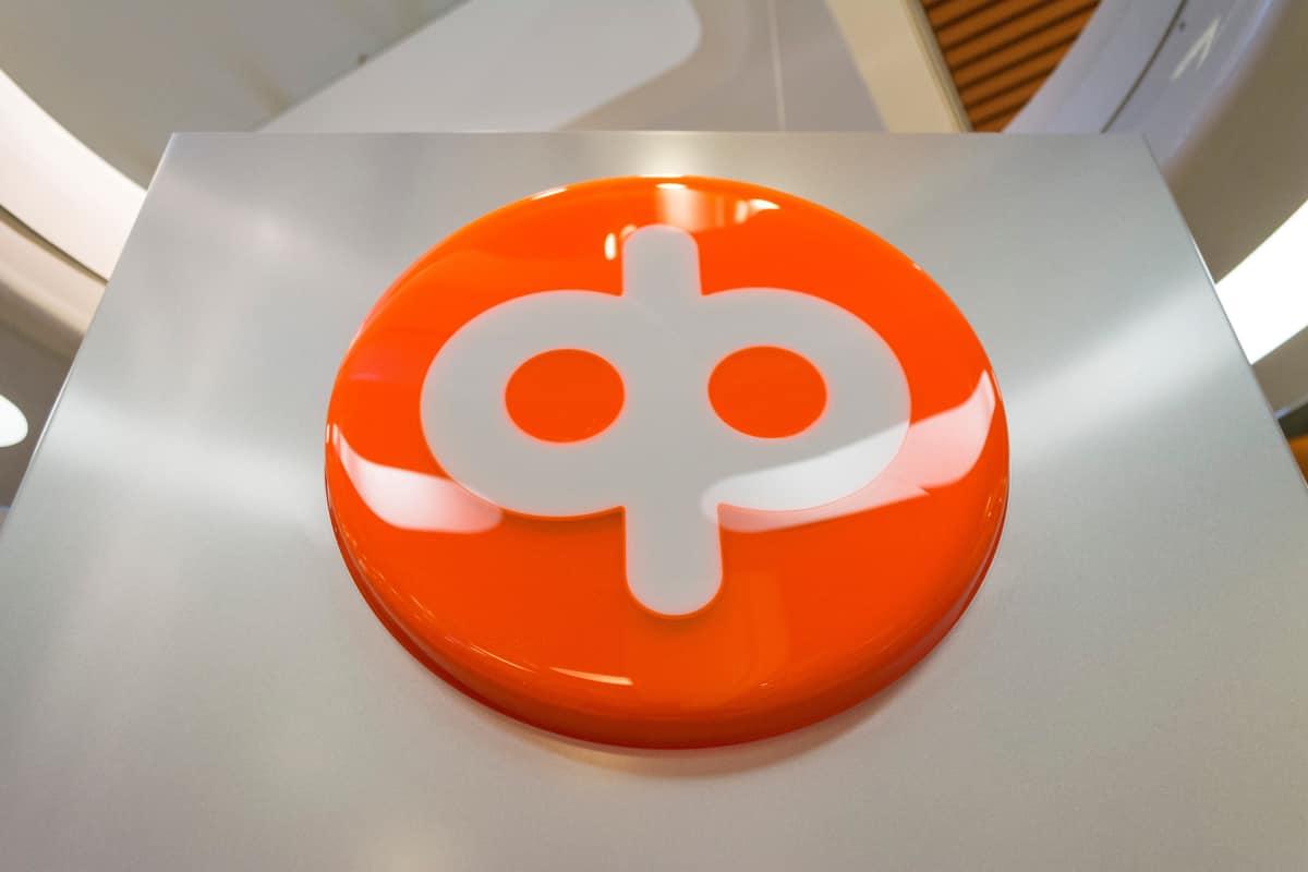 Osuuspankin logo.
