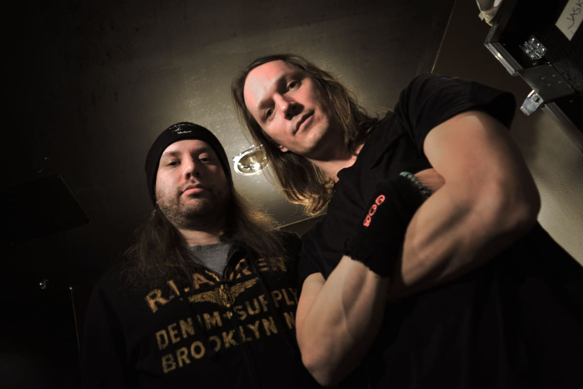 Janne Wirman, Henkka T. Blacksmith, Children Of Bodom