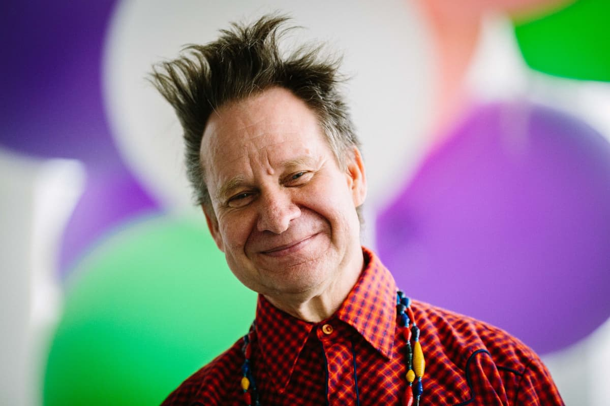 Peter Sellars. Only the Sound Remains.