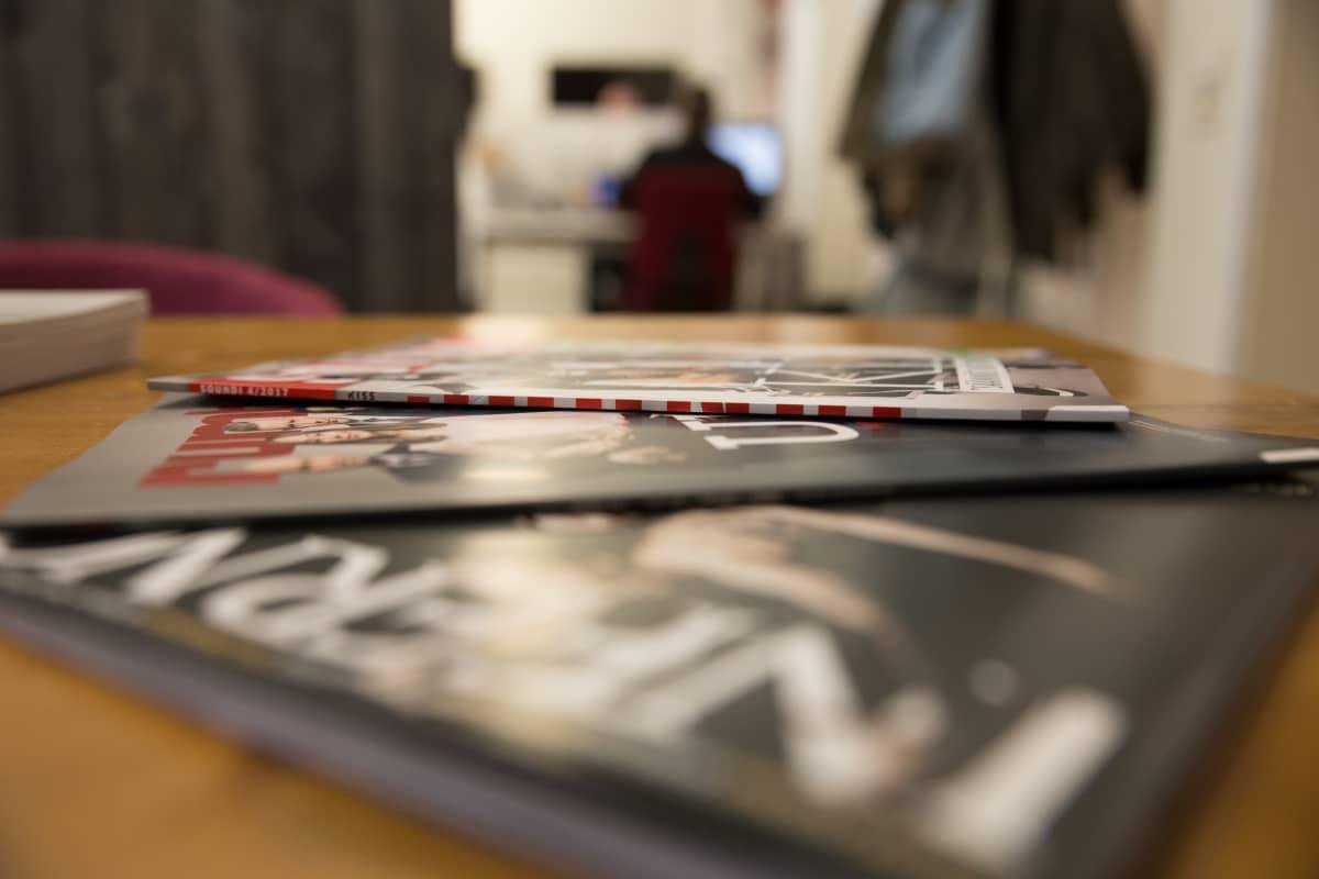 Inferno, Rumba ja Soundi ilmestyvät edelleen myös printtiversioina.