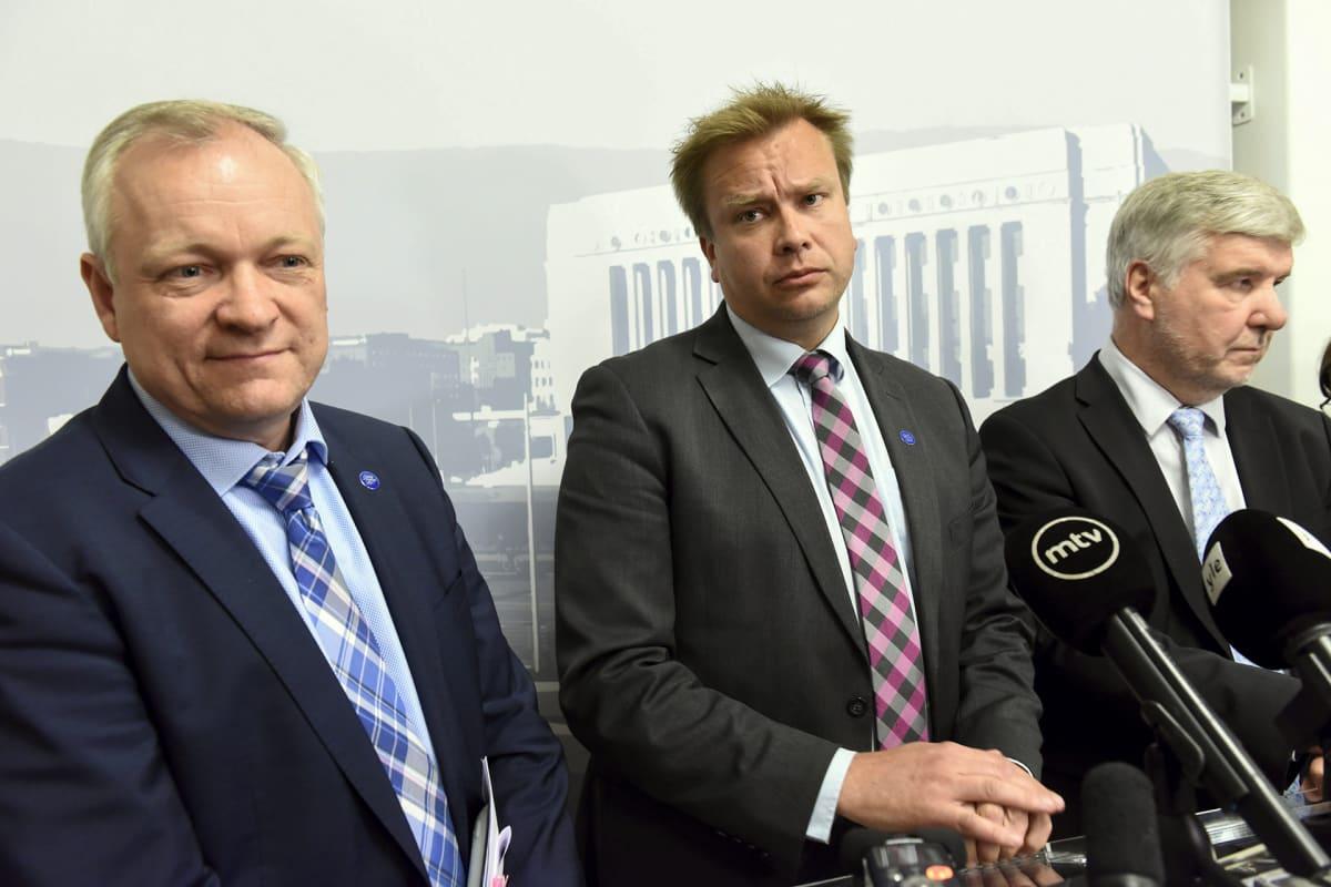 Jokinen Kankaanniemi Kaikkonen