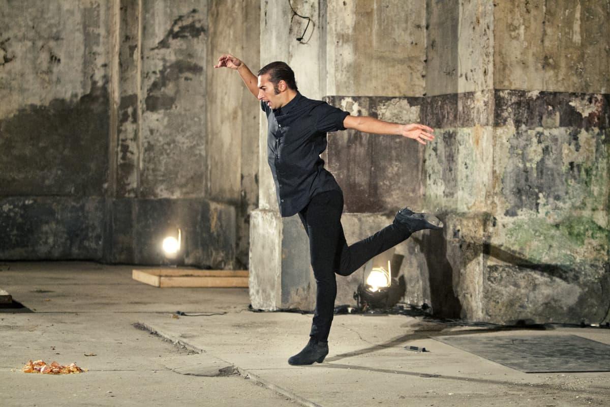 Flamenco Israel Galván