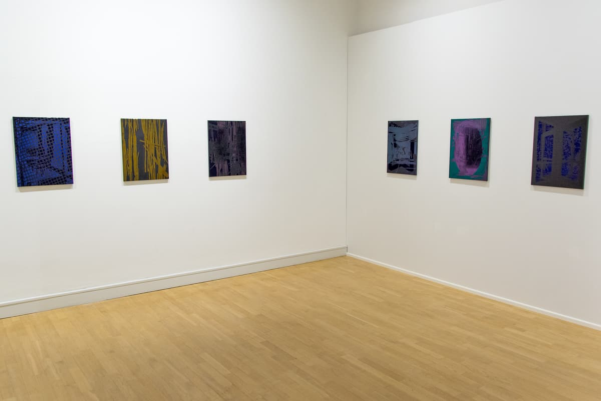Vuoden nuori taiteilija 2017 Tiina Pyykkisen teos Tampereen taidemuseolla