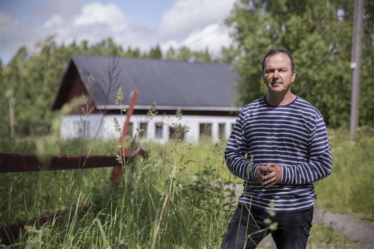 Tuomo Salovuori, kehittäjä, Vihreä Veräjä-toiminta.