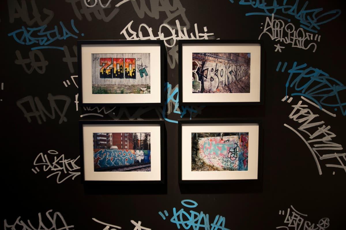 Graffititaide, Sinkka