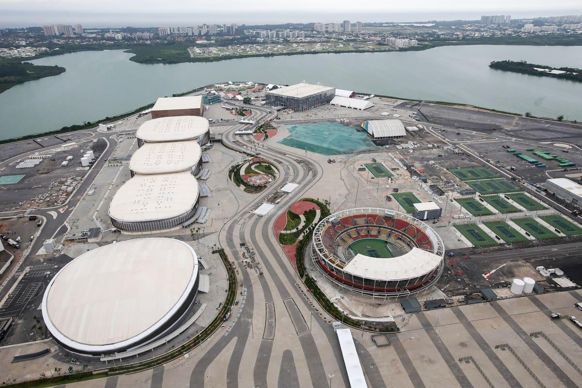 Barra da Tijucan olympiapuisto on  seissyt lähes autiona sitten olympialaisten päättäjäisten elokuussa 2016.