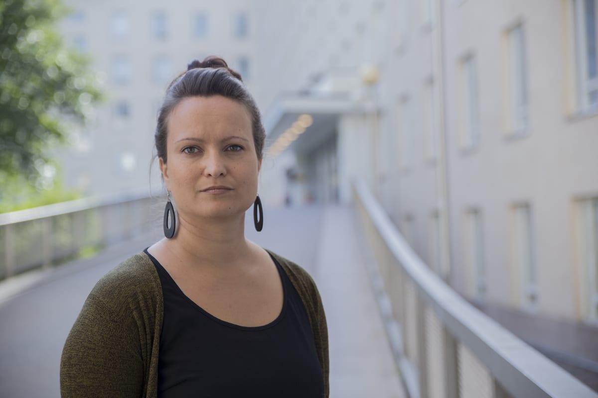 Susanna Rönneberg, kätilö.