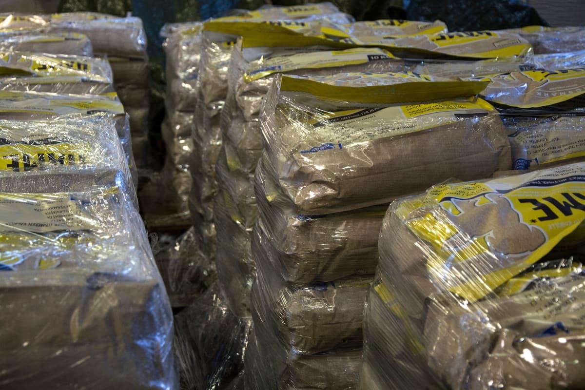 Dagsmarkilaista koirien kuivamuonaa on valmistettu muutaman kuukauden ajan.