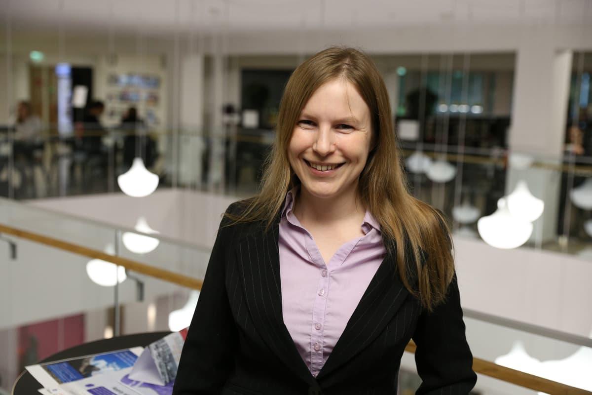 Hanna Tuomisto vanhempi tutkija Hki yliopisto