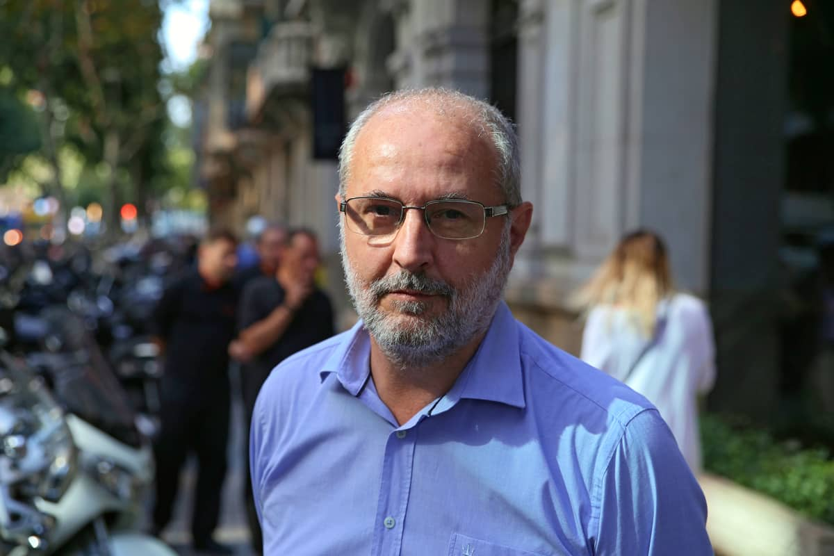 Manuel Miró.