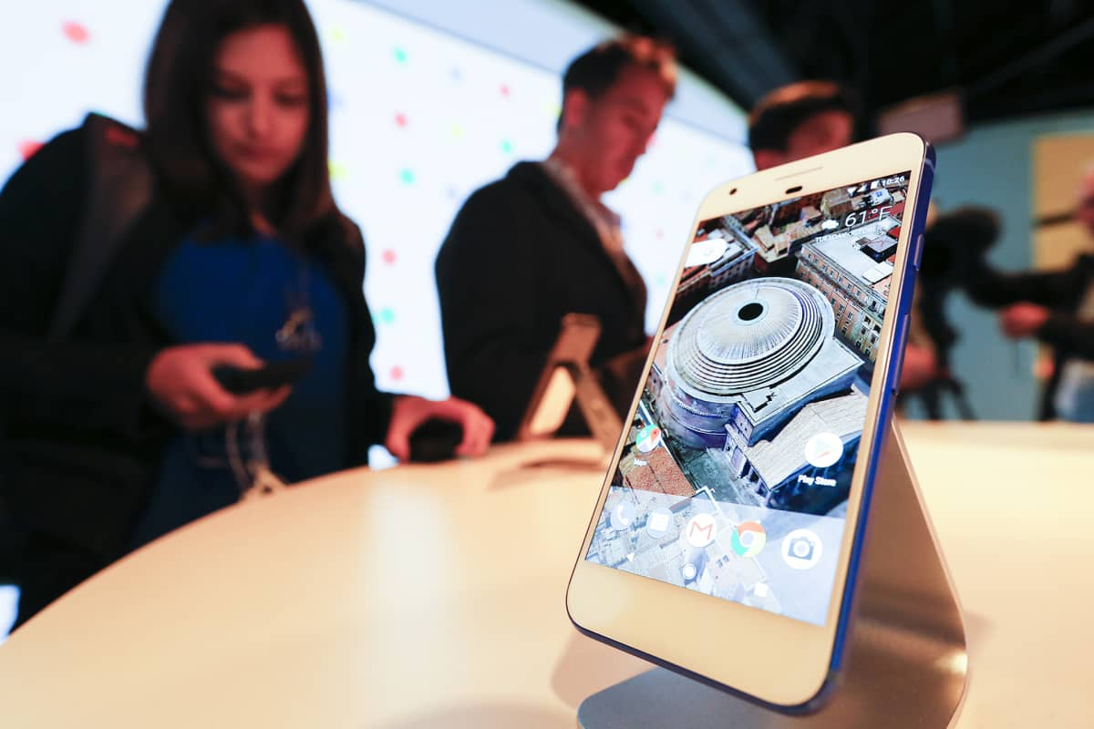 Teknologiajätti Google julkisti keskiviikkona uuden Pixel 2 -puhelimensa.