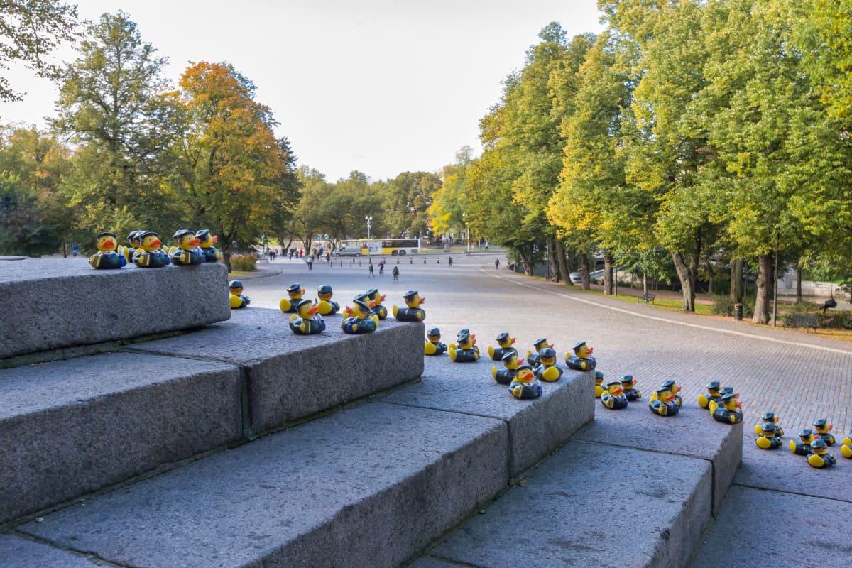 Luther-kumiankkojen etsintää reformaation juhlavuoden kunniaksi