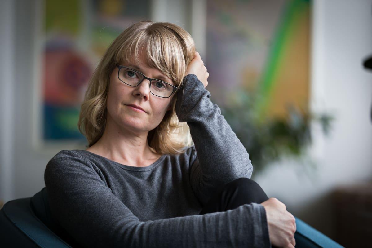Anna Strandell, vanhempi tutkija, Syke