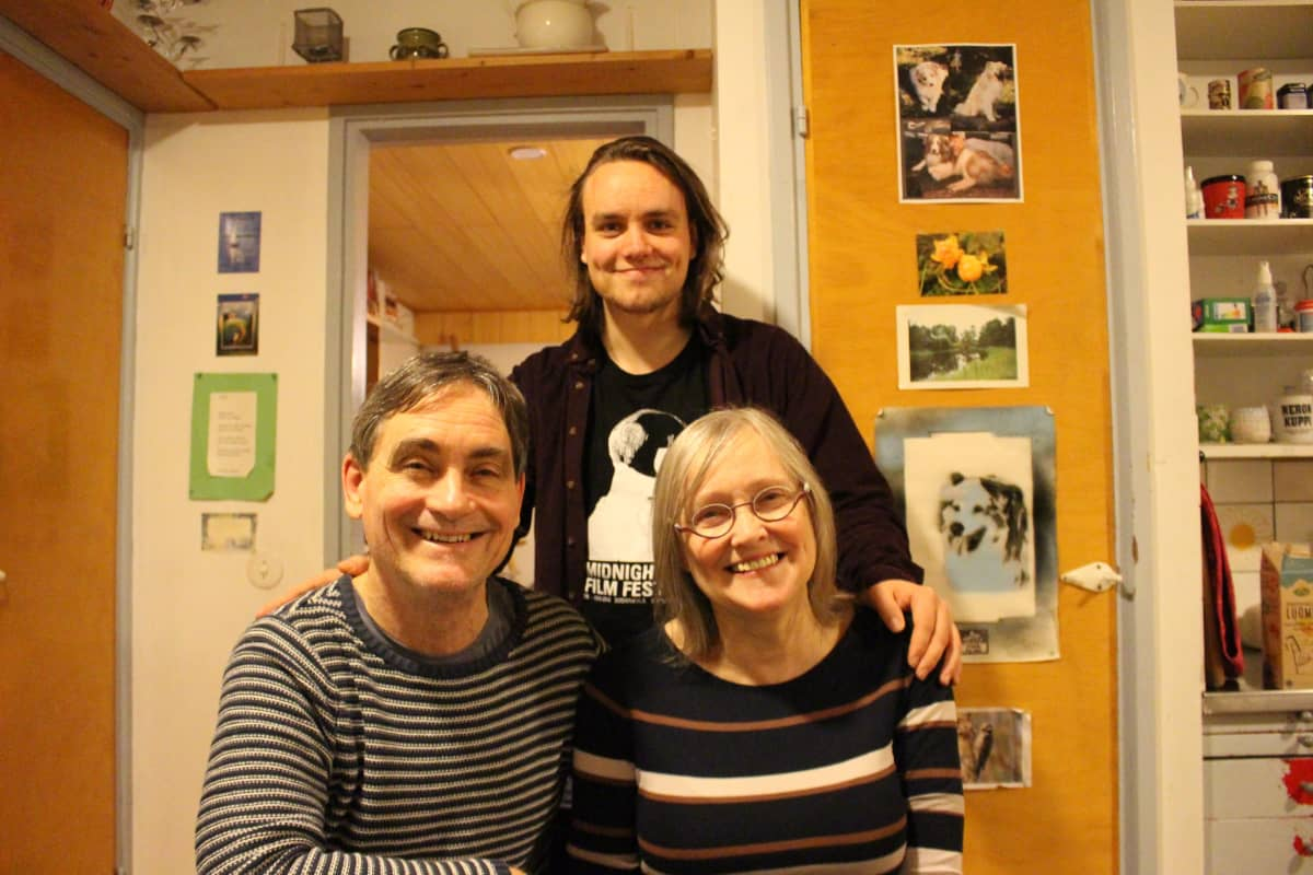 Francettien perhe etsii omakotitaloa