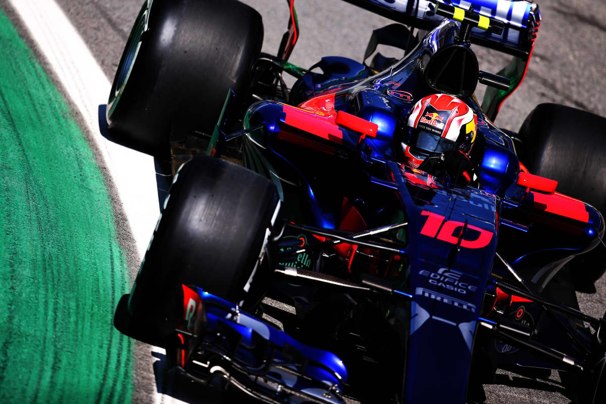 Toro Rosso, Pierre Gasly
