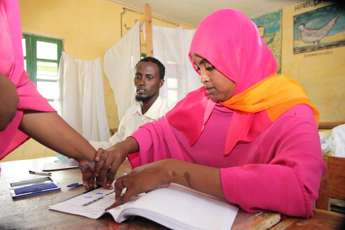 Somalimaan vaalit 2010