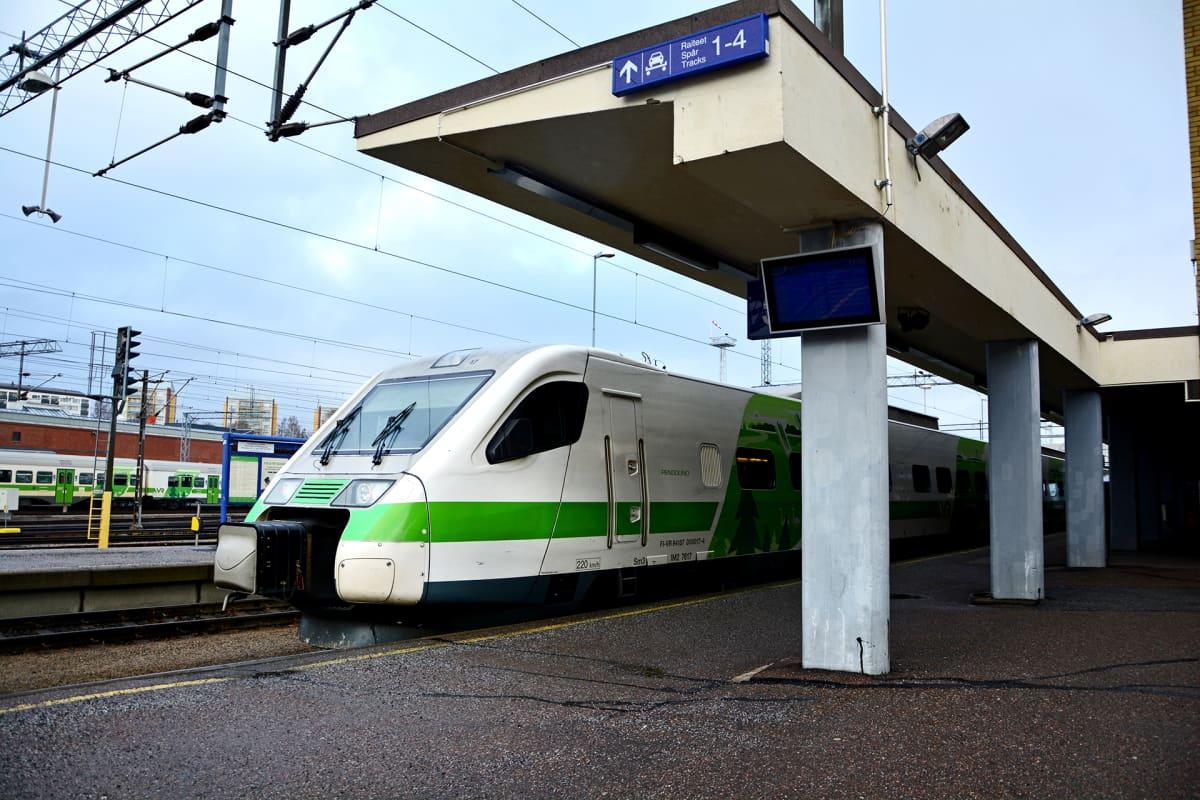 Turun rautatieasema