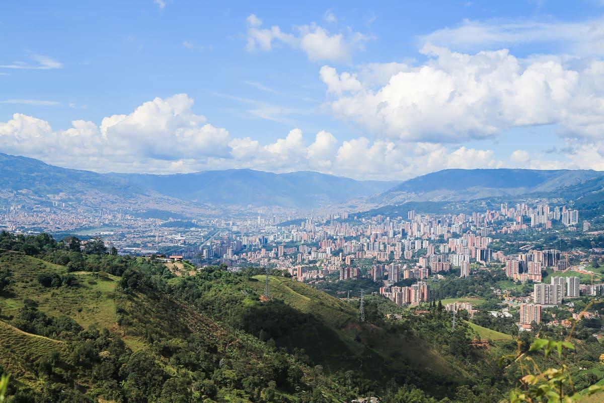 Medellín, Kolumbian toiseksi suurin kaupunki, on kasvattanut nopeasti suosiotaan turistien keskuudessa.