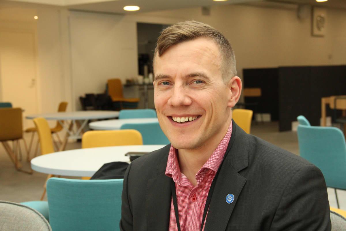Vesa Vuorenkoski är jurist på Centralorganisationen för högutbildade i Finland Akava.