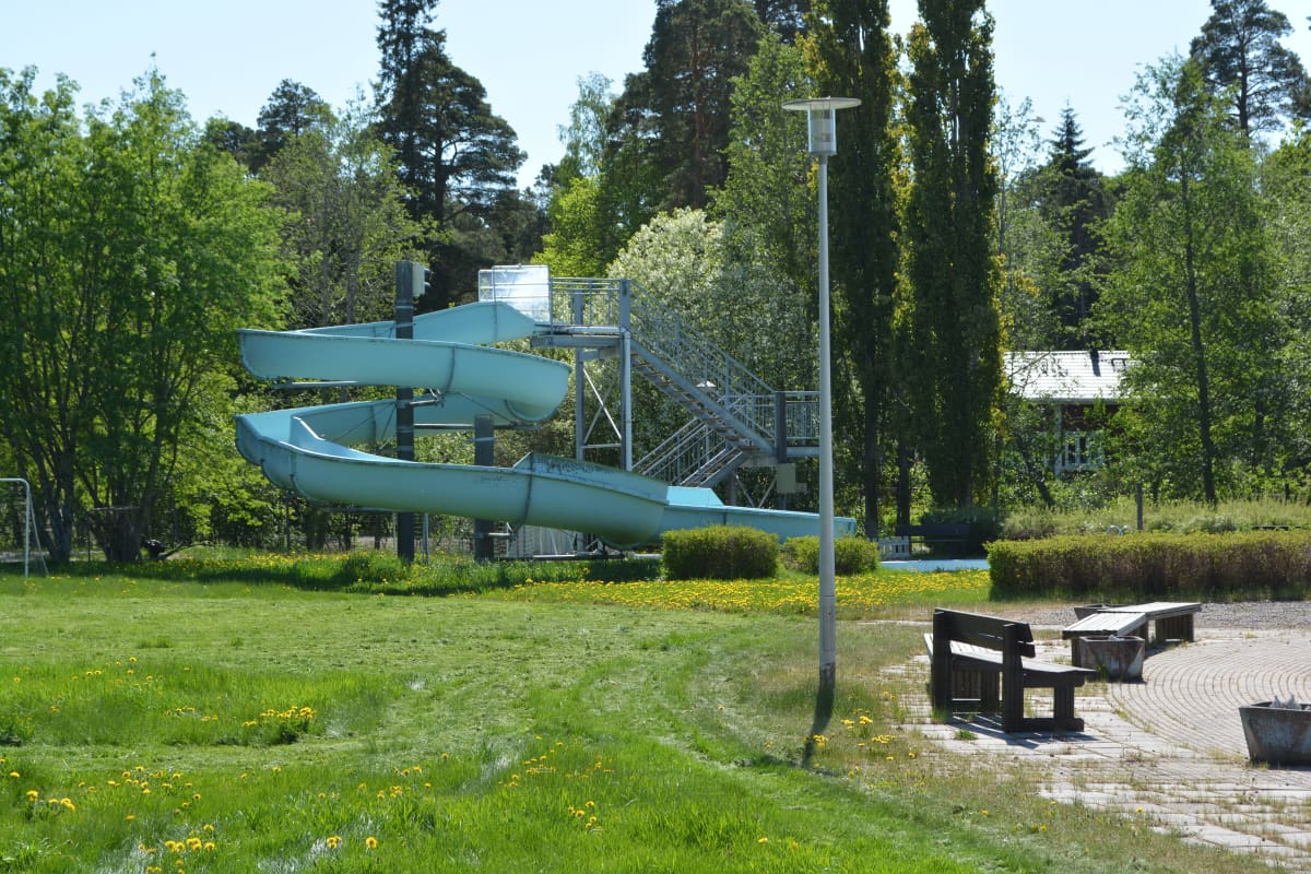 Vattenparken FantaSea i Jakobstad