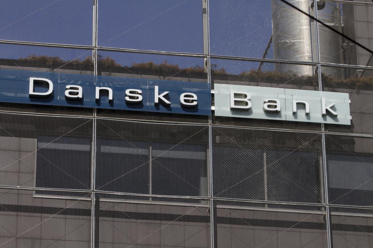 Danske Bankin konttori.