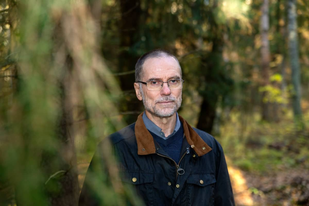 Juha Lappi, eläkkeellä oleva metsätalousasiantuntija