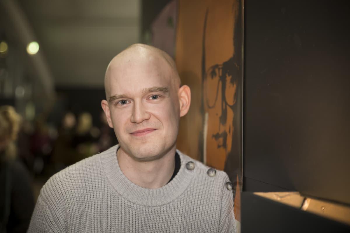 Teppo Airaksinen, ohjaaja Juiceleffa info helsinki