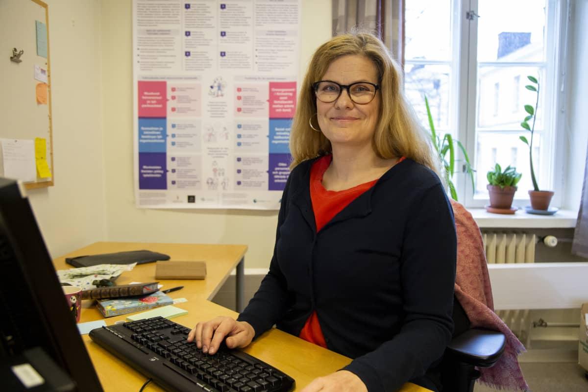 tutkija Mira Karjalainen