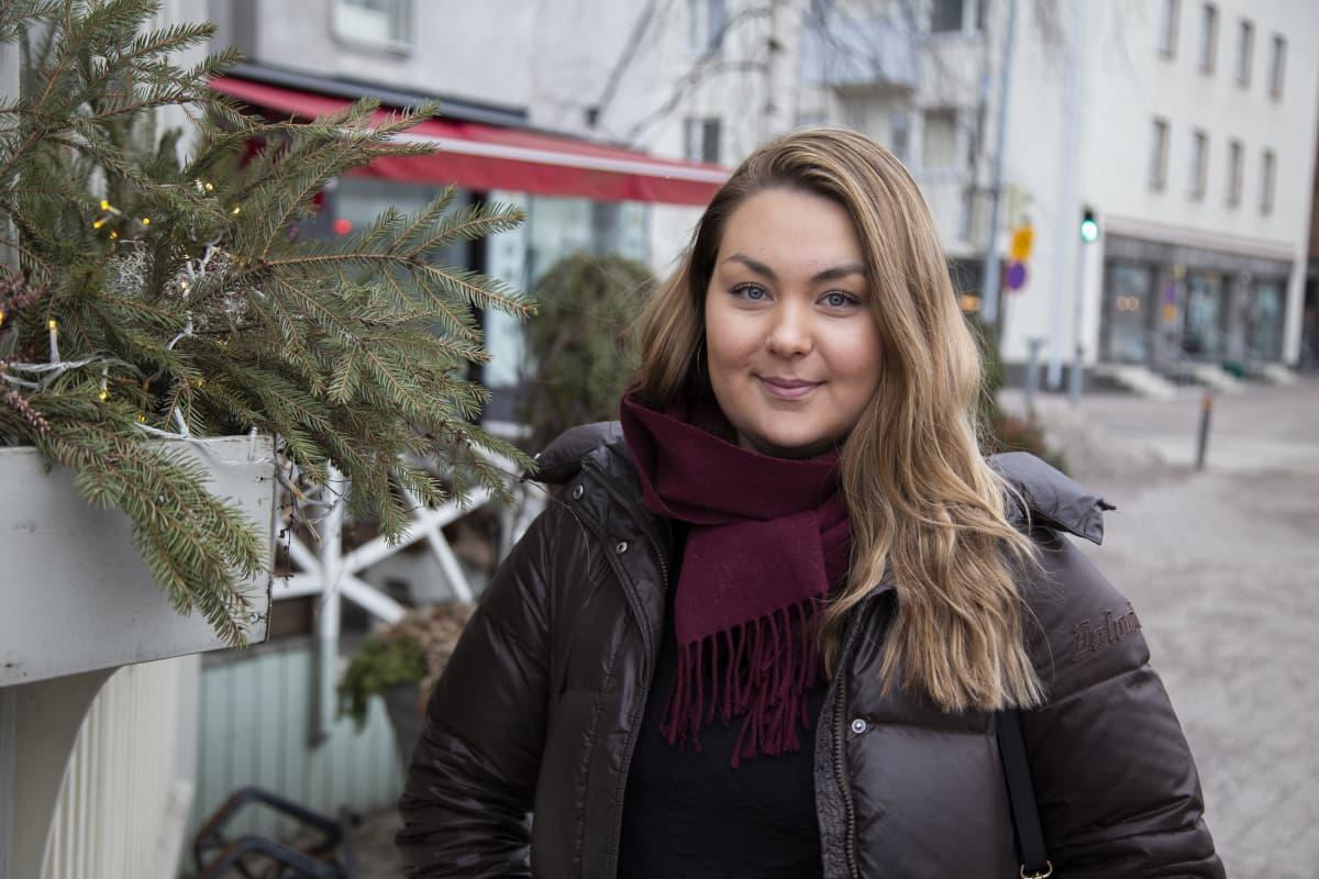 Julia Uusitalo, account manager