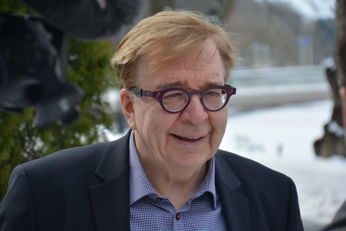 Markku Ollikainen.