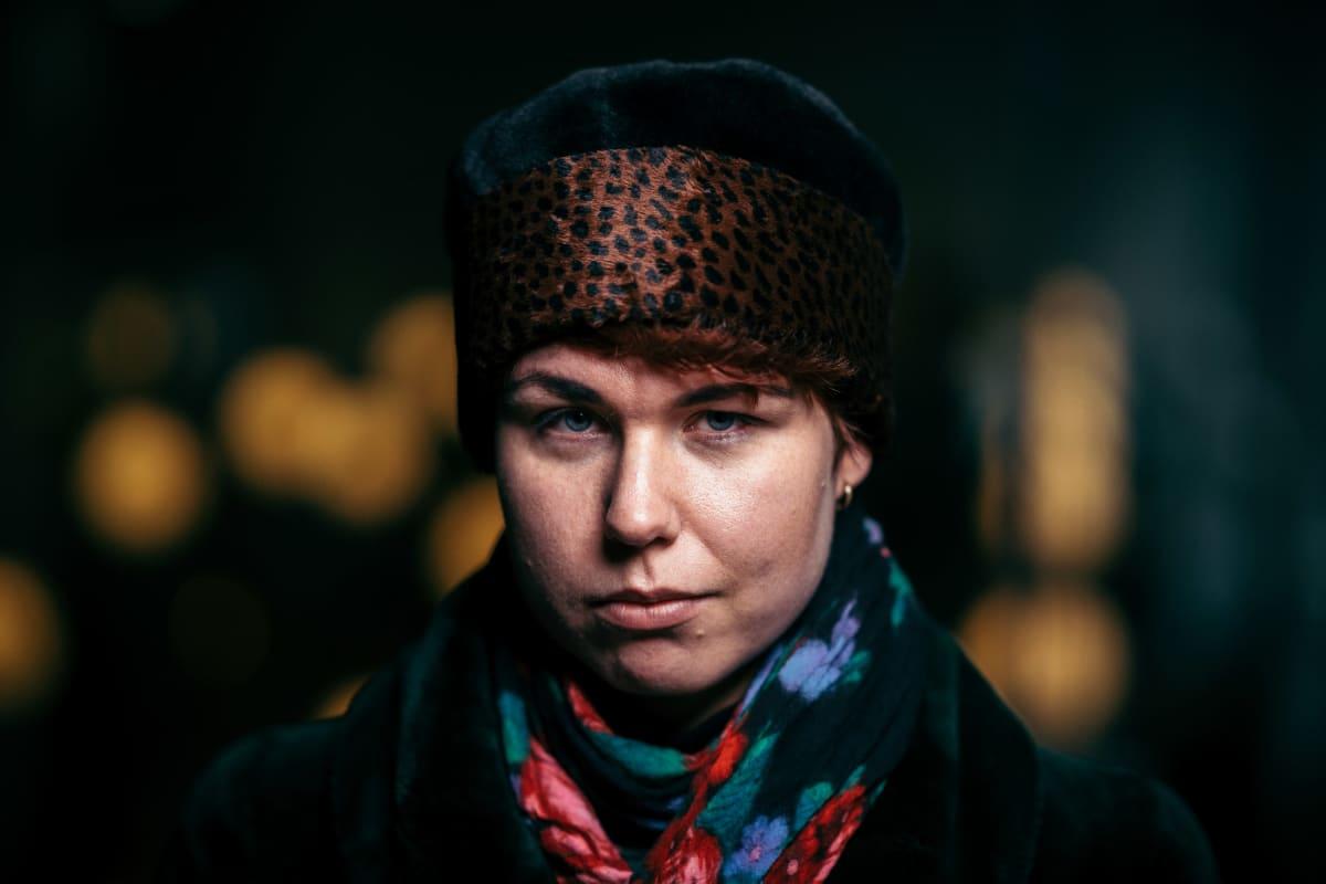 Laura Kolehmainen, Helsinki, 15.03.2019