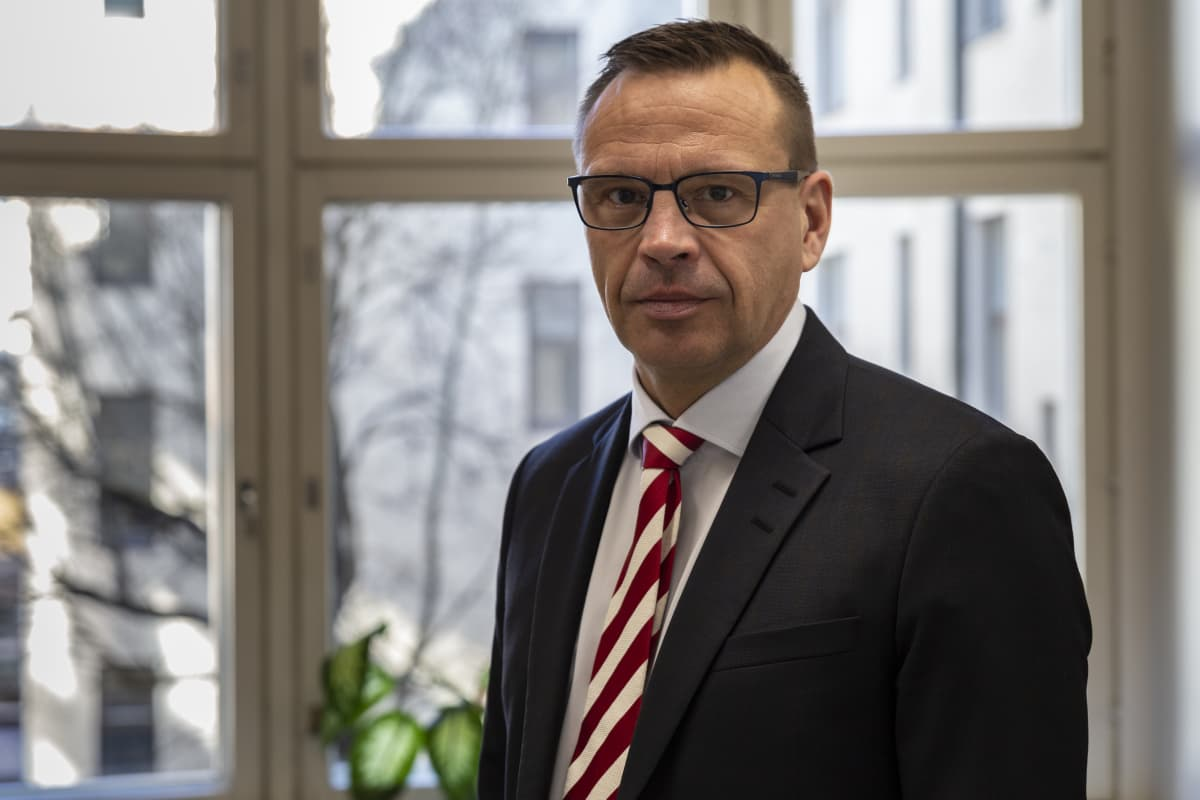 ammattikorkeakoulujen rehtorineuvoston toiminnanjohtaja Petri Lempinen
